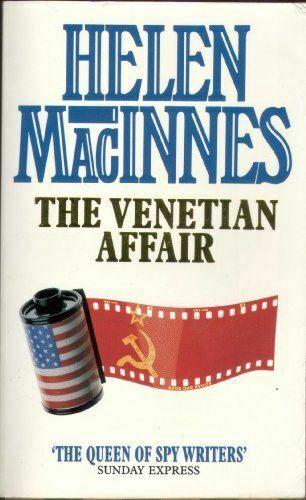 Book Into Film – The VenetianAffair