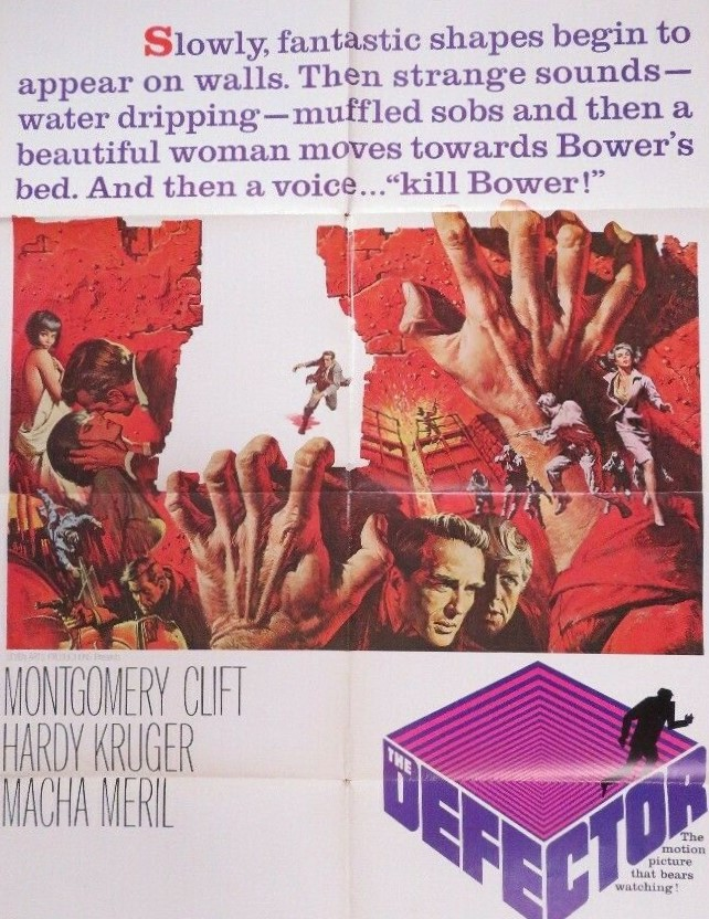 The Defector (1966)***