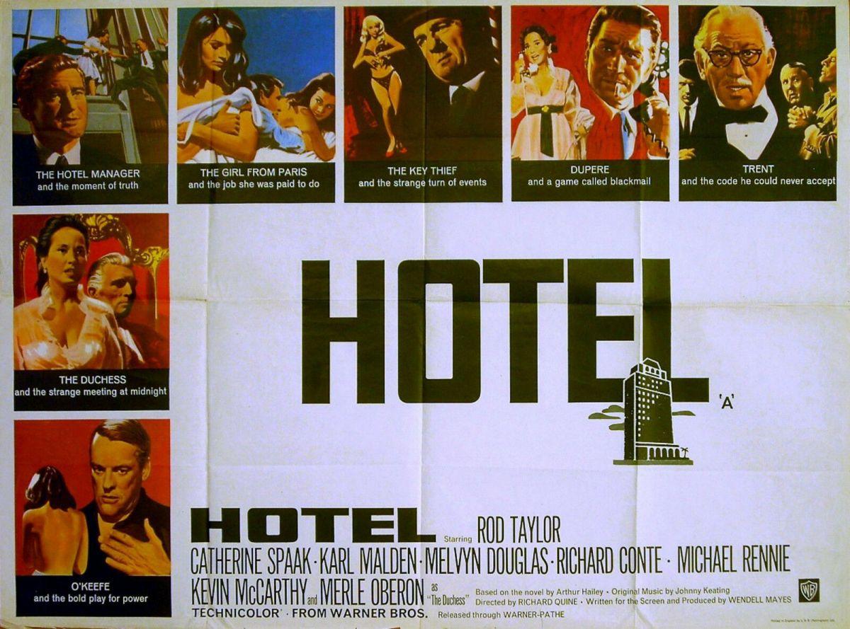 Hotel (1967) ***