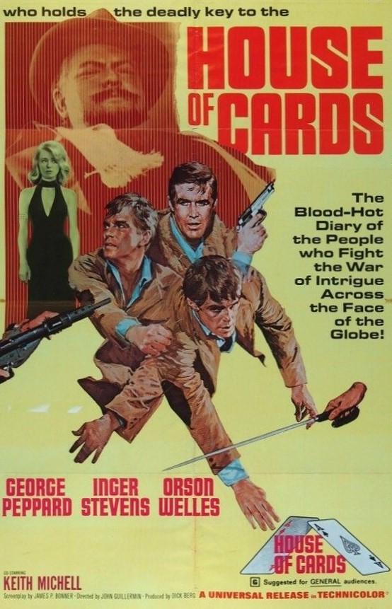 House of Cards (1968)***