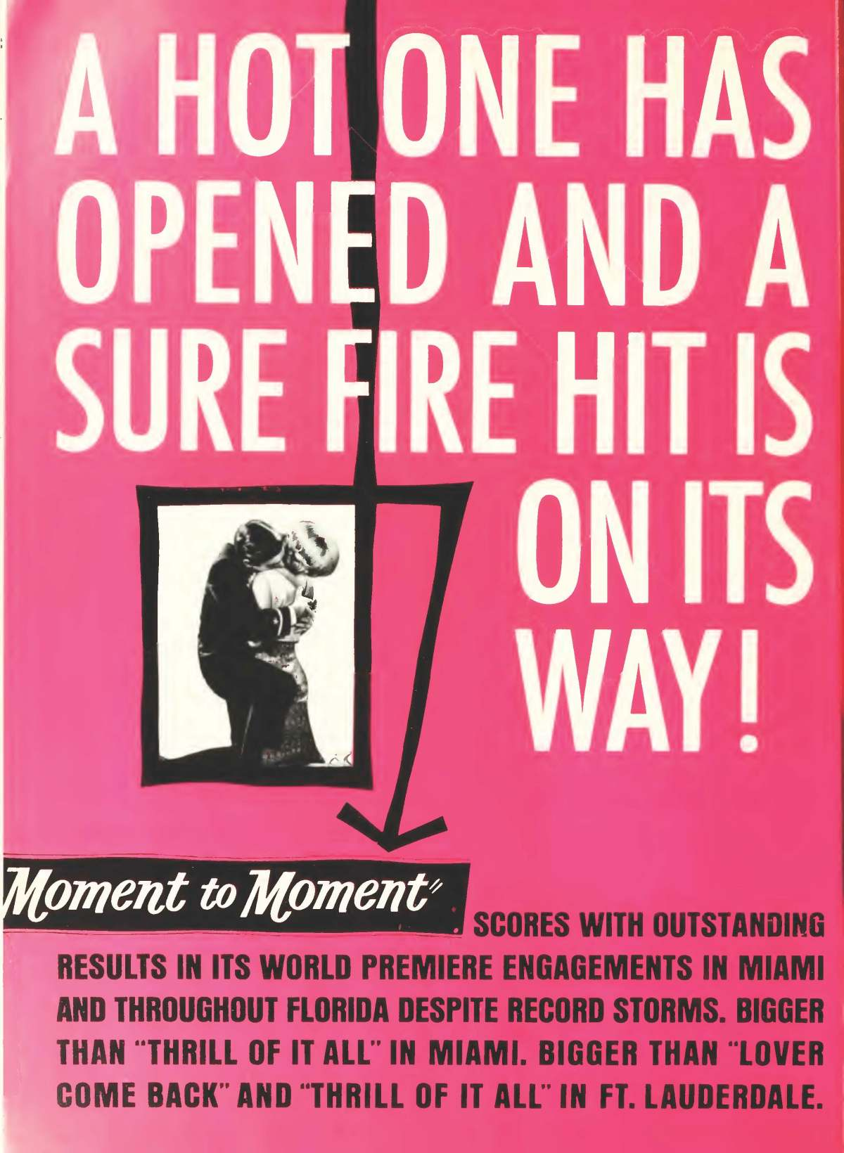 Moment to Moment (1966)***