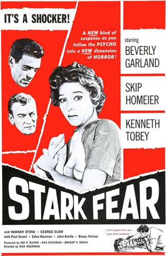 Stark Fear (1962)***