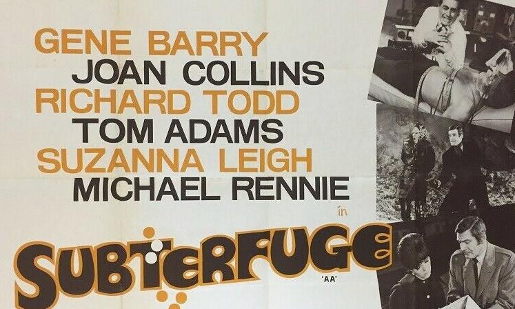 Subterfuge (1968) ***