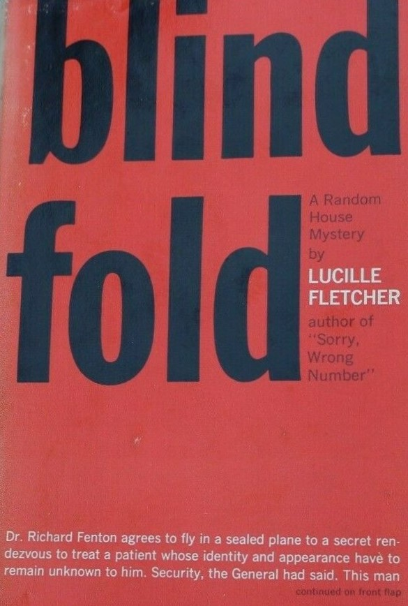 """Book Into Film – """"Blindfold"""" (1965)"""