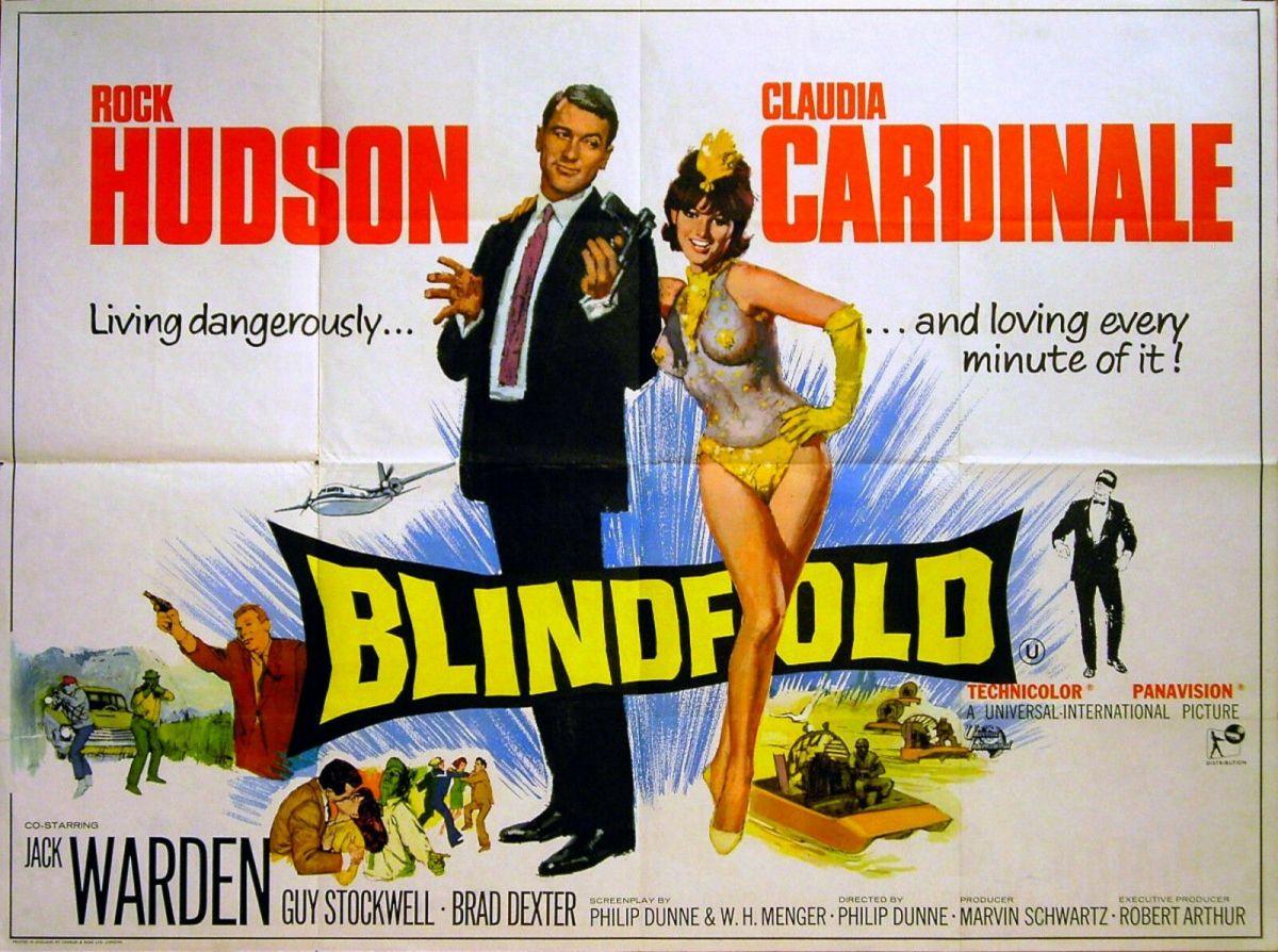 Blindfold (1965) *****
