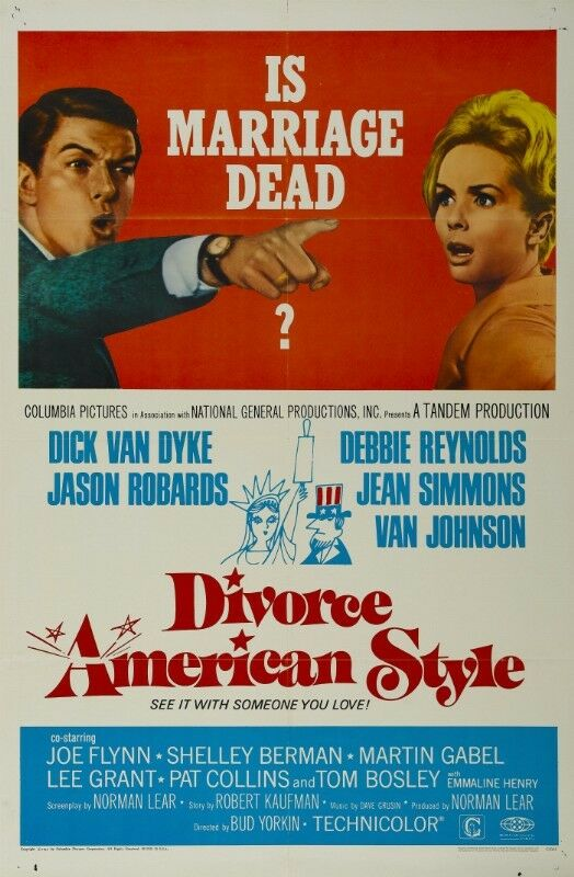 Divorce American Style (1967)***