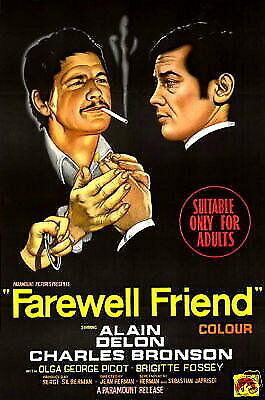 Farewell, Friend / Adieu L'Ami (1968)****