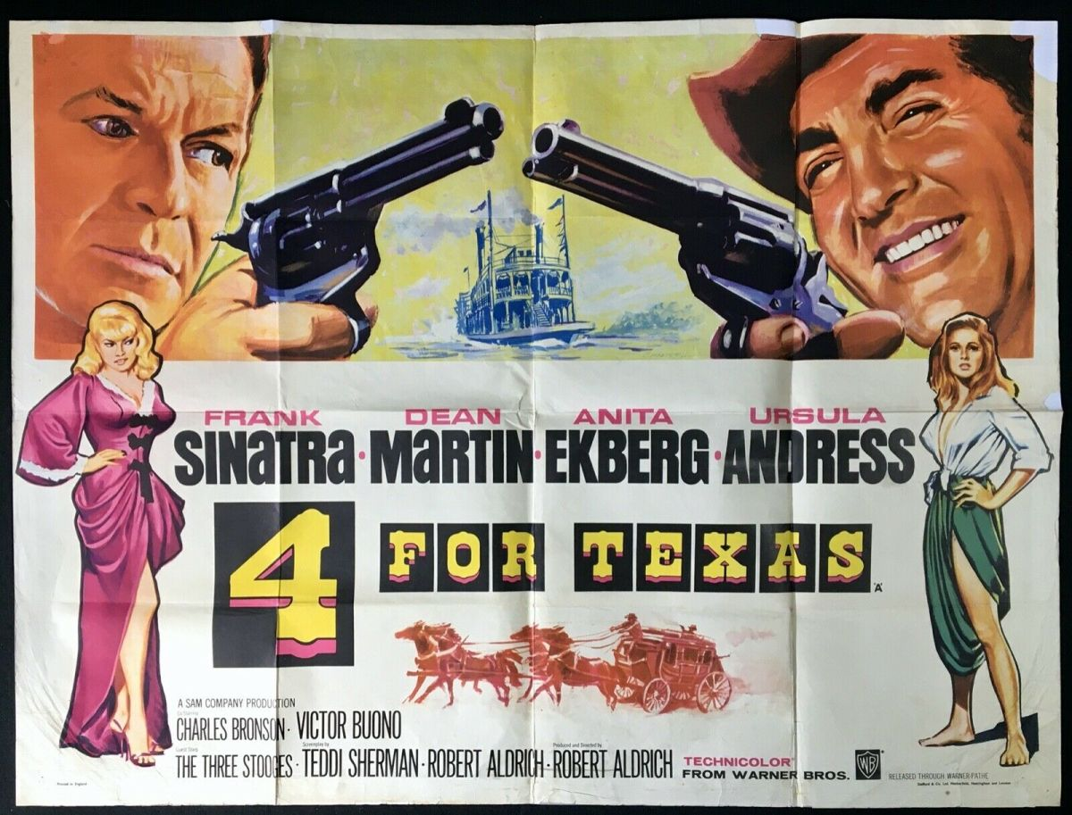 4 for Texas (1963)****