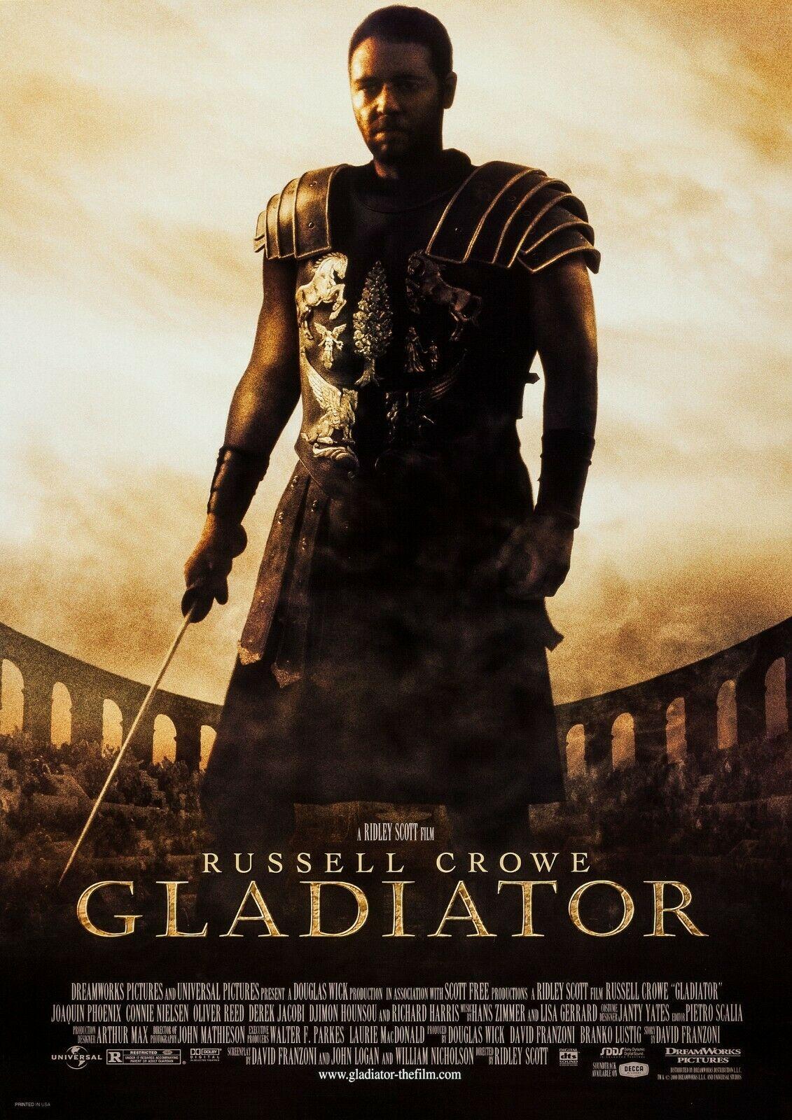Gladiator (2000) *****