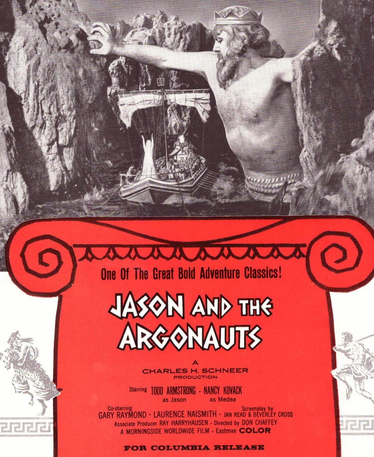 Jason and the Argonauts (1963)*****