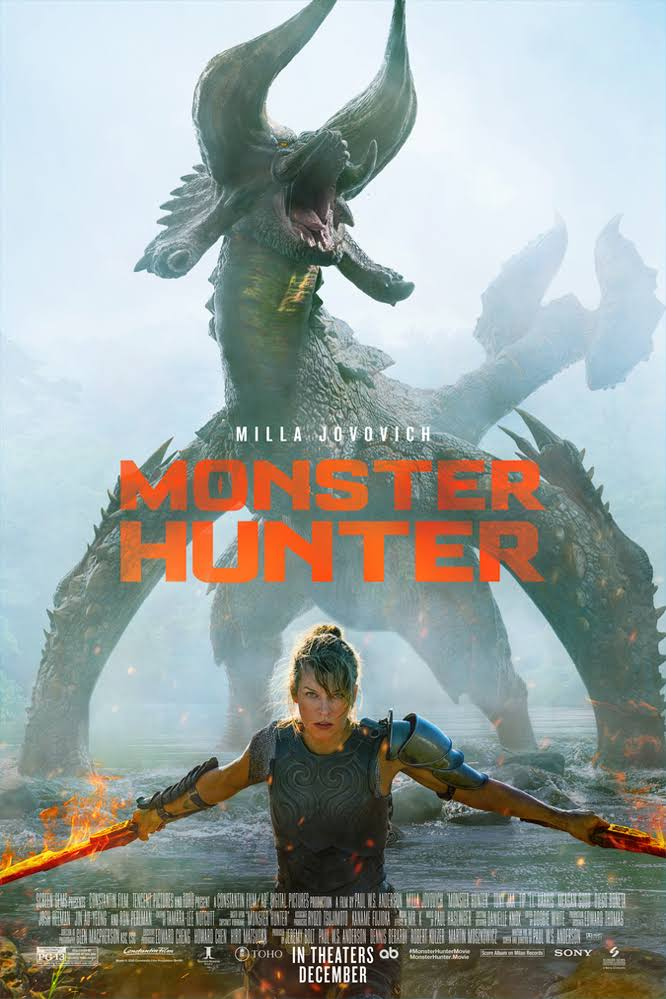 Monster Hunter (2020)****