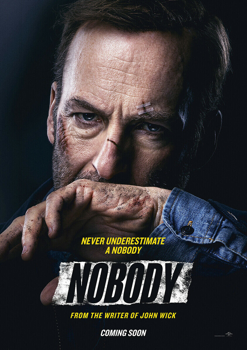 Nobody (2021) ****