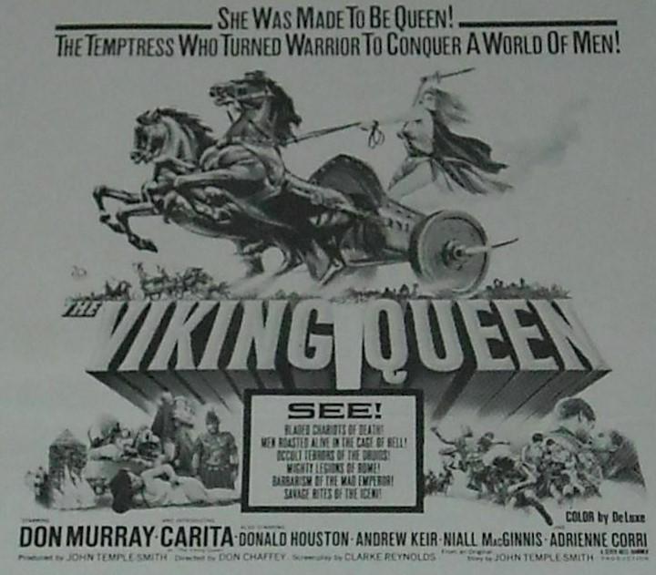 The Viking Queen (1967)***