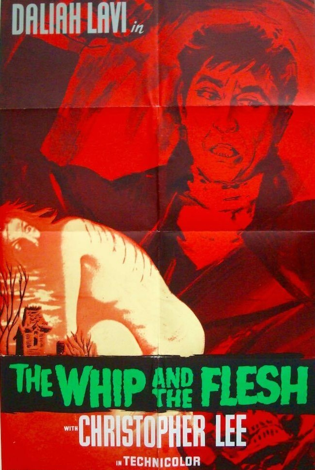 The Whip and the Body / The Whip and the Flesh / What? (1963)****