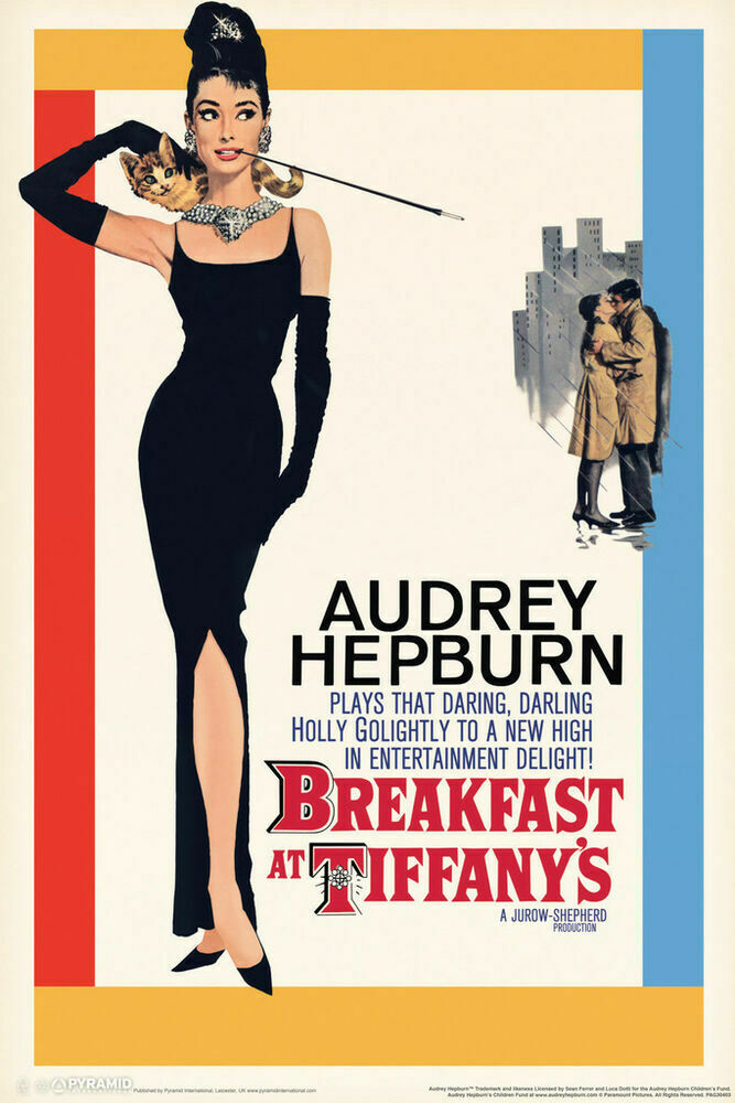 Breakfast at Tiffany's (1961) **** – Back on the BigScreen