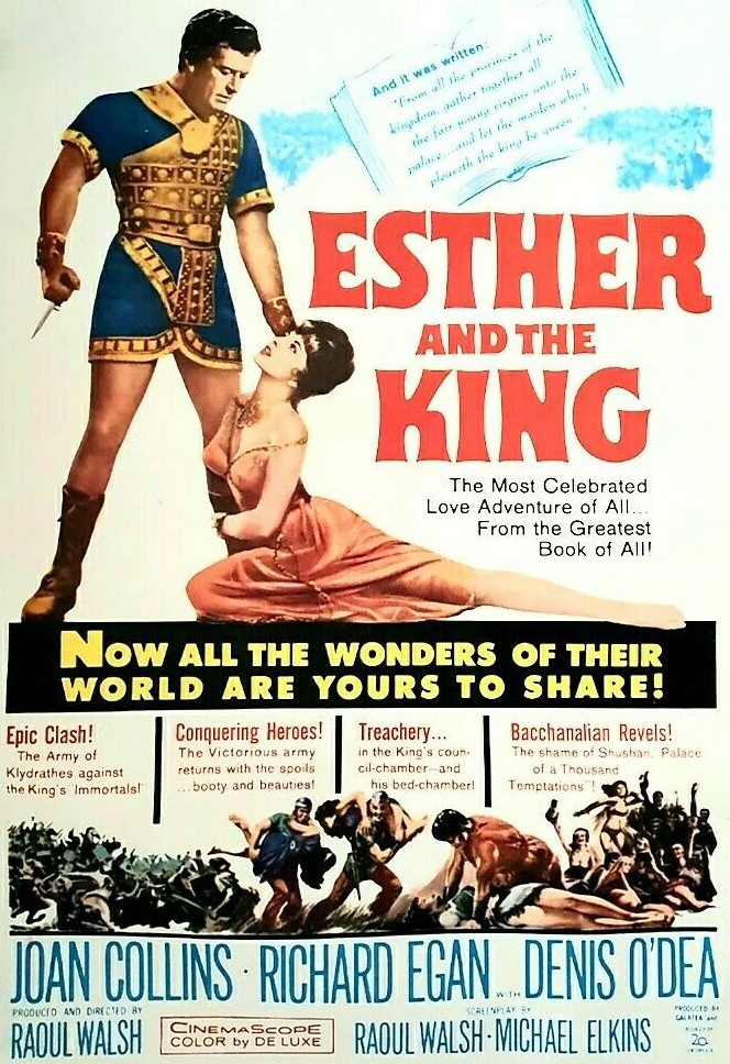 Esther and the King (1960)***