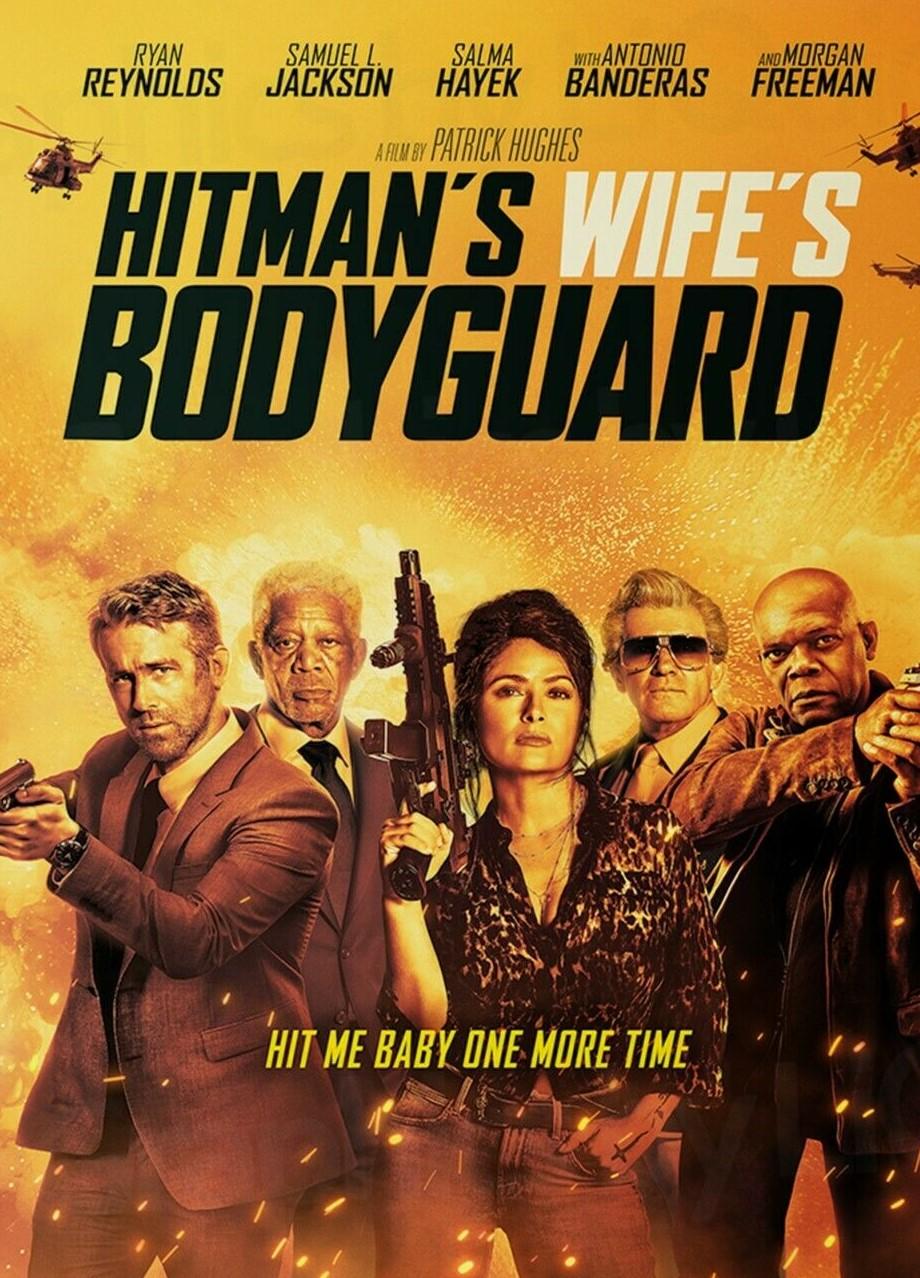 The Hitman's Wife's Bodyguard (2021)****