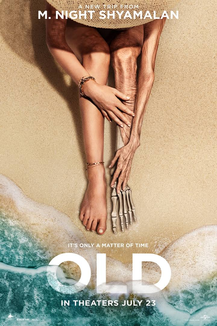Old (2021) *** – Seen at theCinema