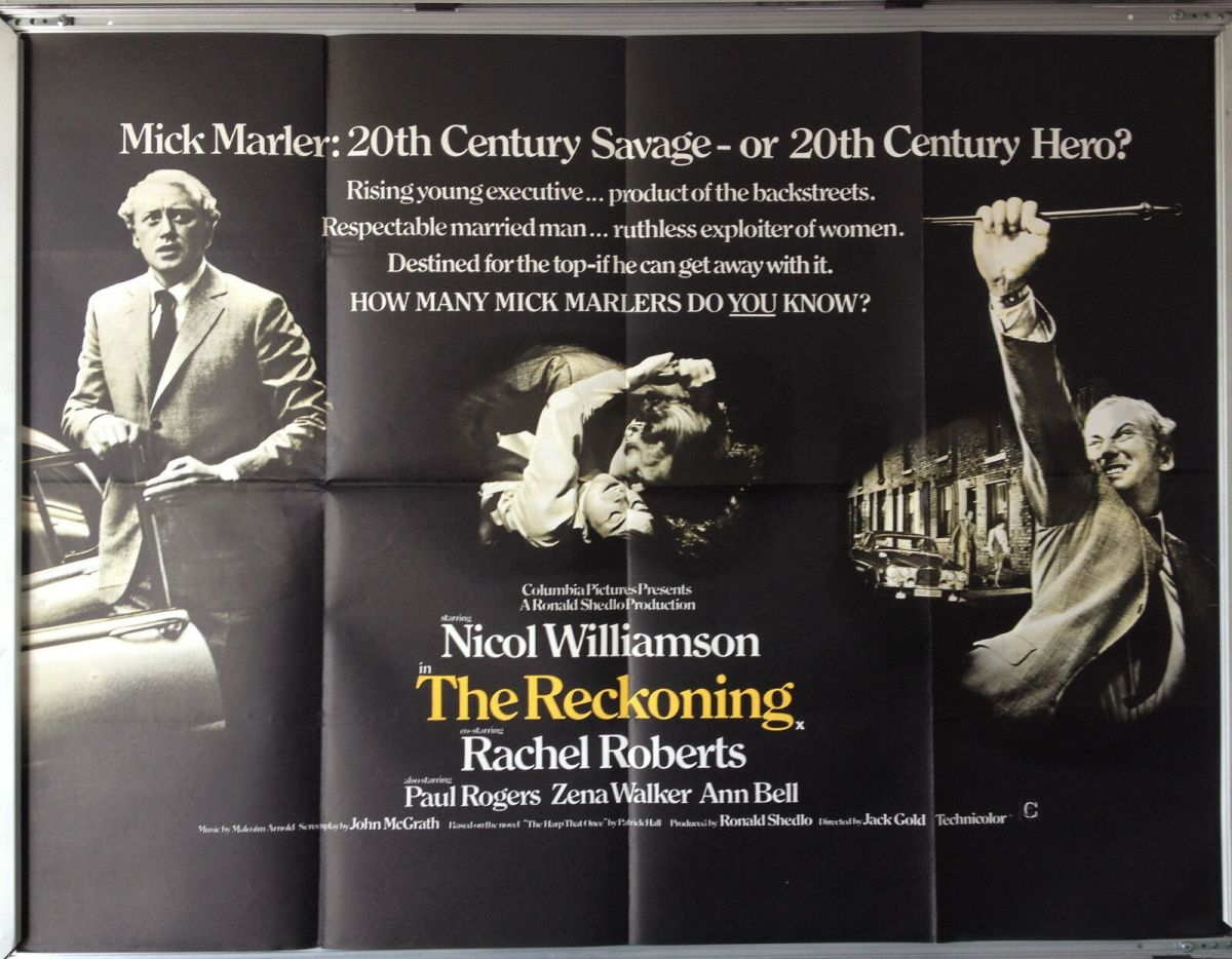 The Reckoning (1970)****