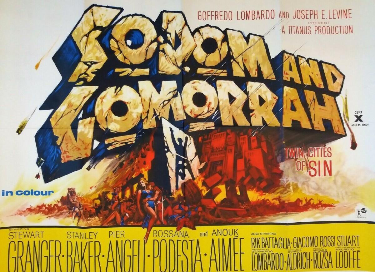 Sodom and Gomorrah (1962)****