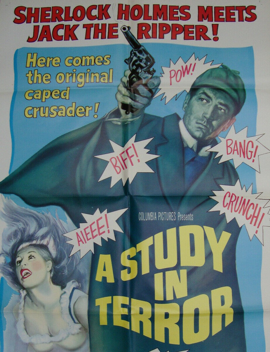 A Study in Terror (1965)****