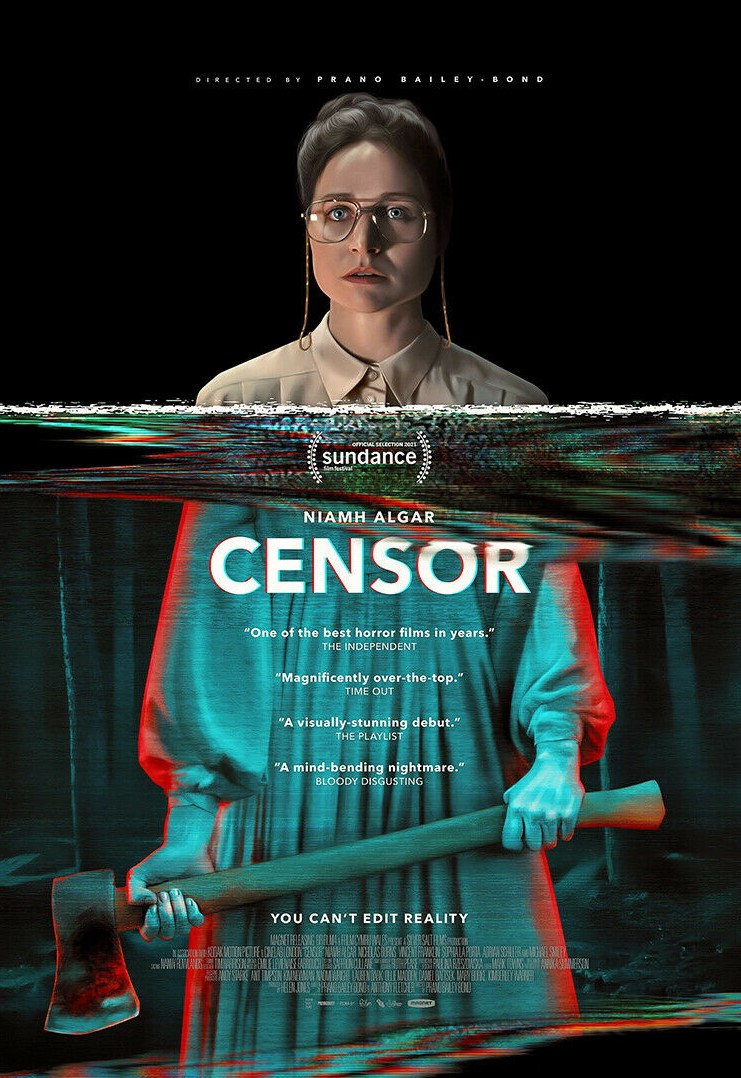Censor (2021) ** – Seen at theCinema