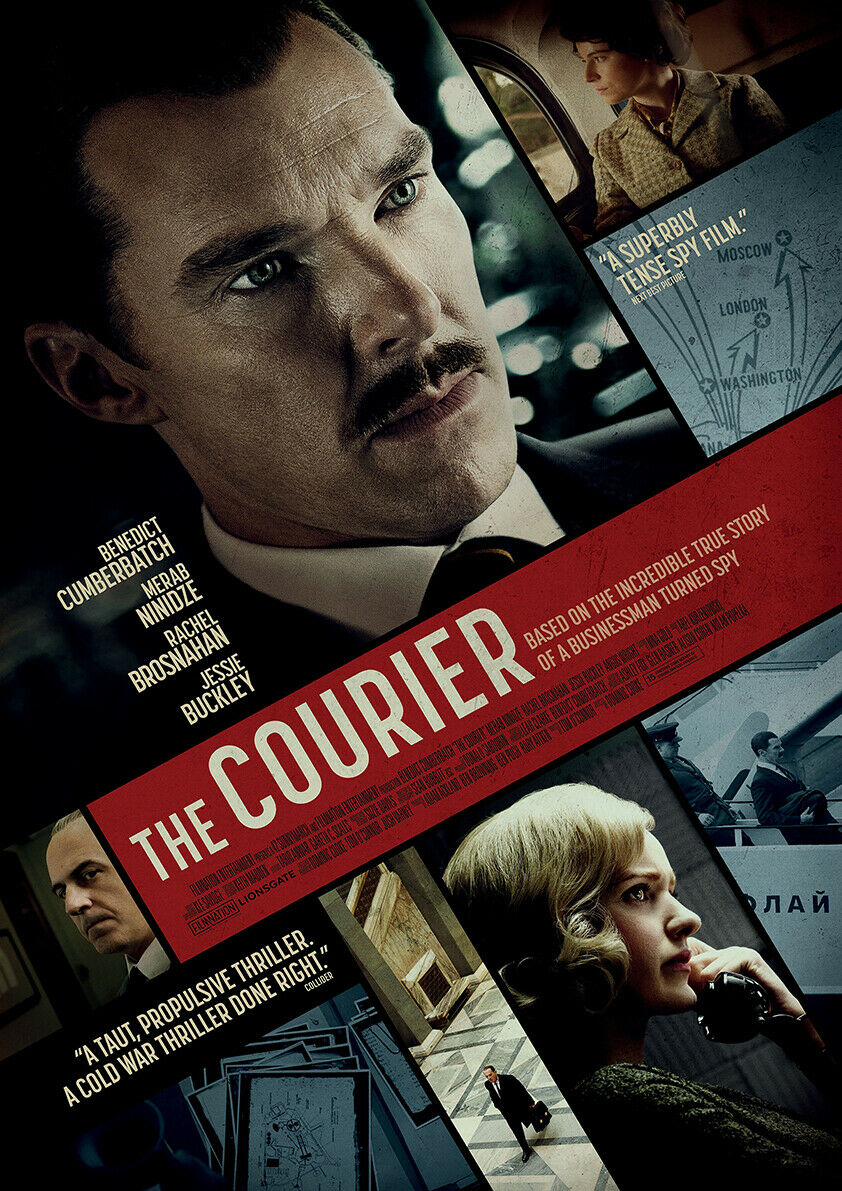 The Courier (2021) **** – Seen at theCinema