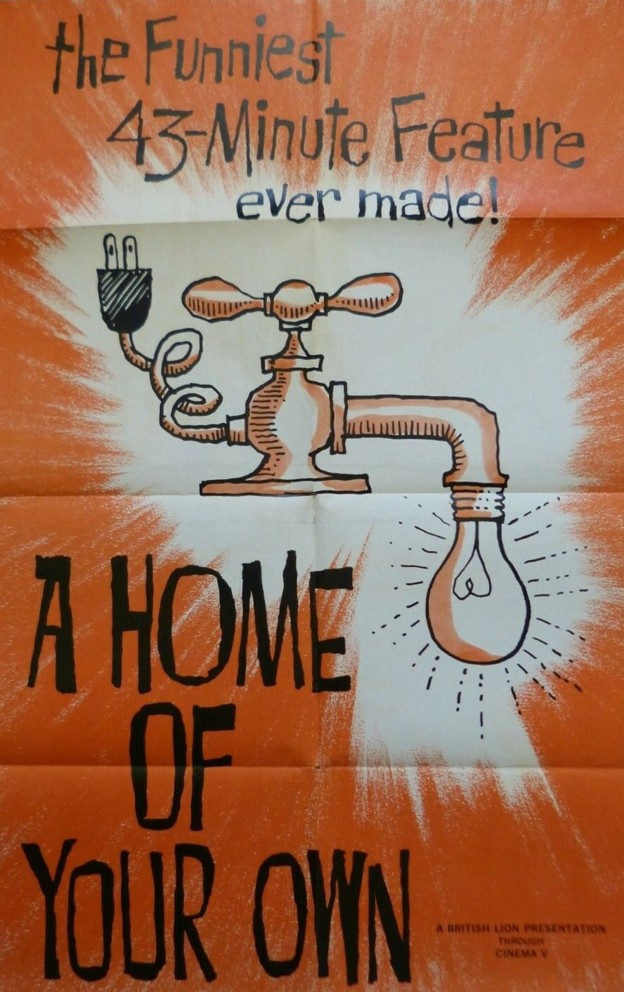 A Home of Your Own (1964)***