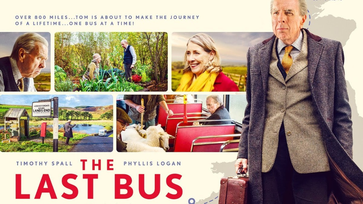 The Last Bus (2021) *** – Seen at theCinema