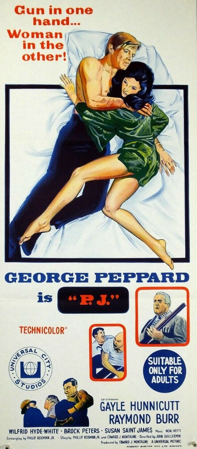 P.J. / New Face in Hell (1968)****