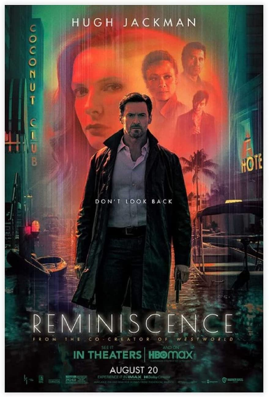 Reminiscence (2021) ** – Seen at theCinema
