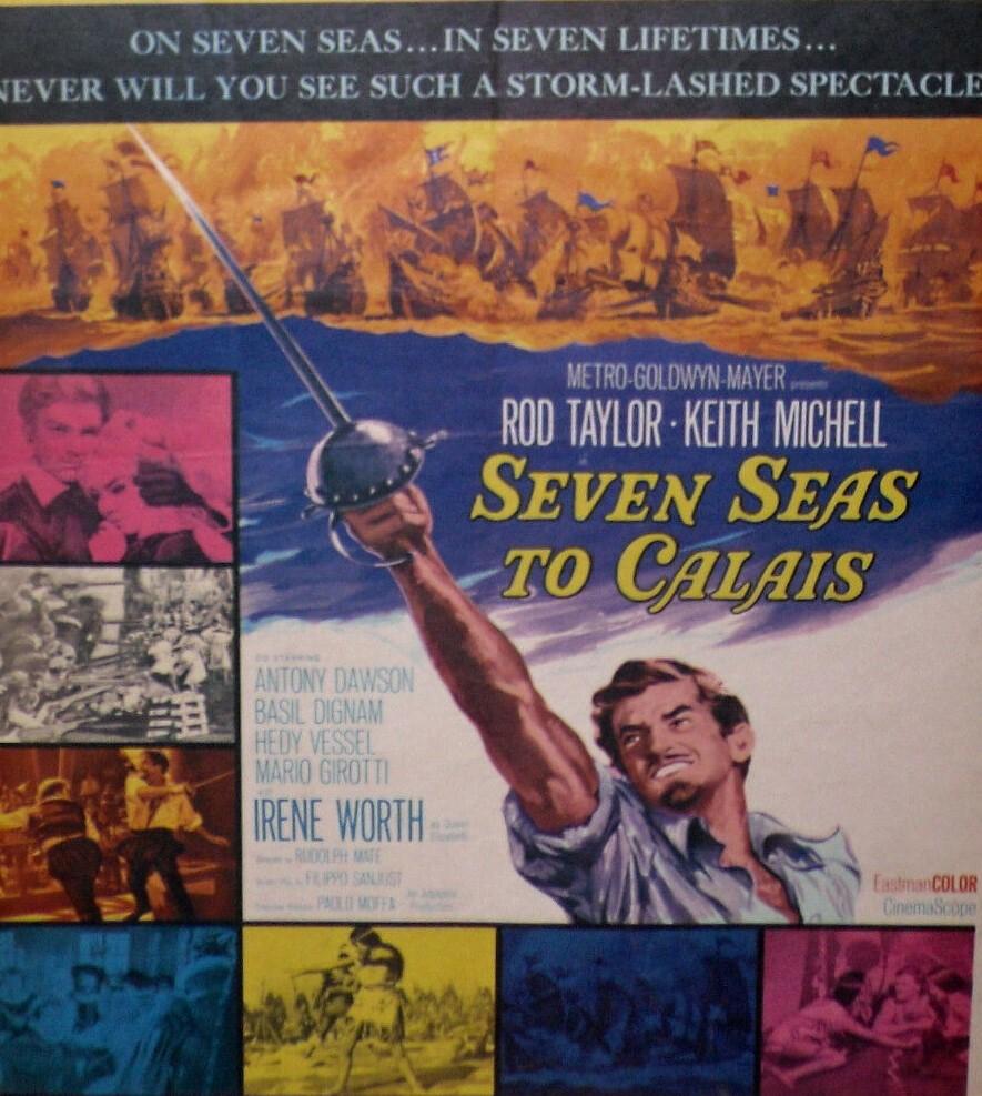 Seven Seas to Calais (1962)***