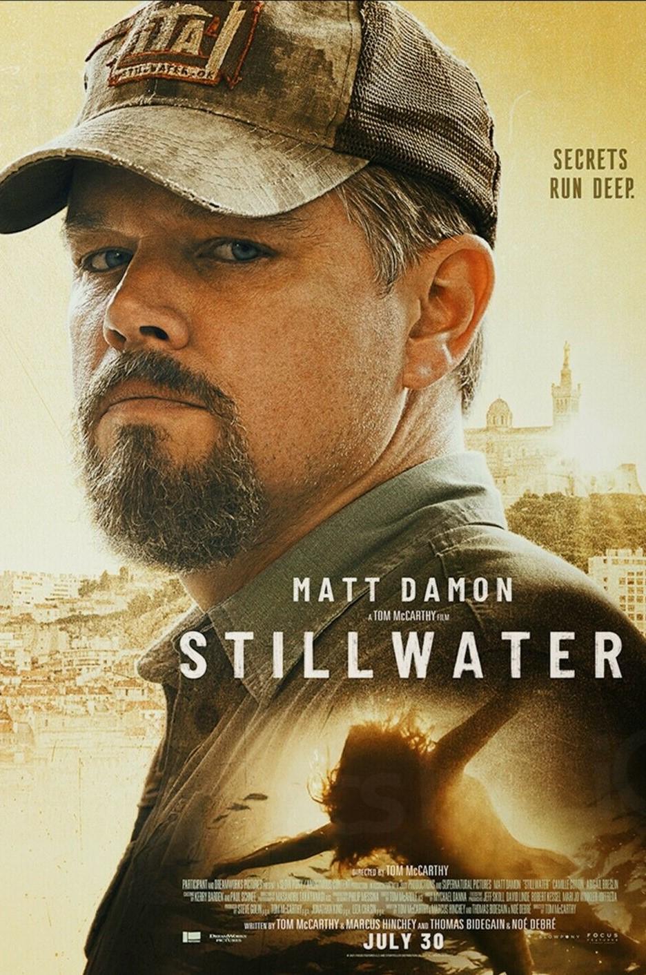 Stillwater (2021) *** – Seen at theCinema