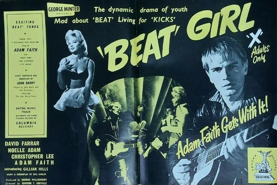 Beat Girl / Wild for Kicks (1960)**