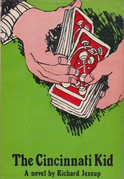"""Book into Film – """"The Cincinnati Kid""""(1965)"""