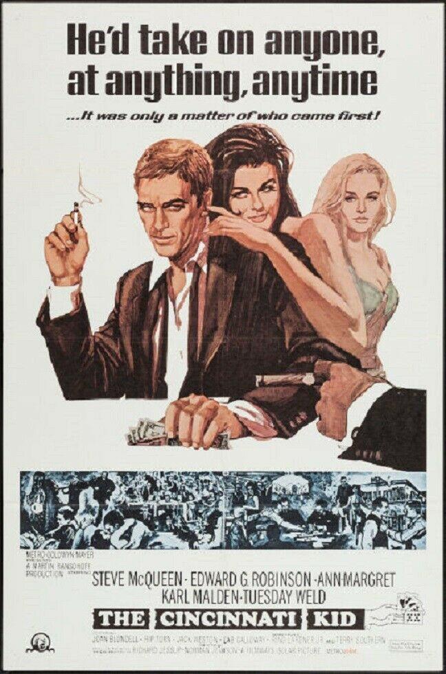 The Cincinnati Kid (1965)*****