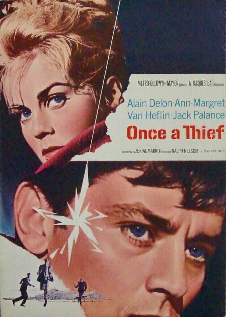 Once a Thief (1965)****