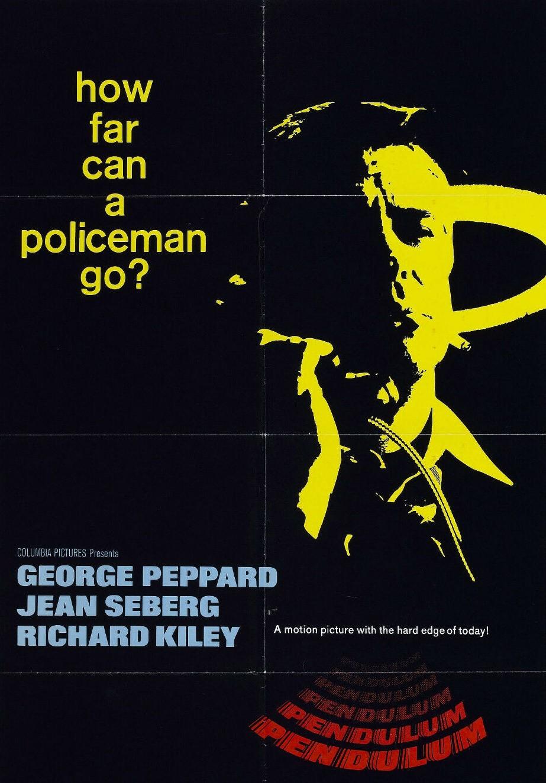 Pendulum (1969) ****