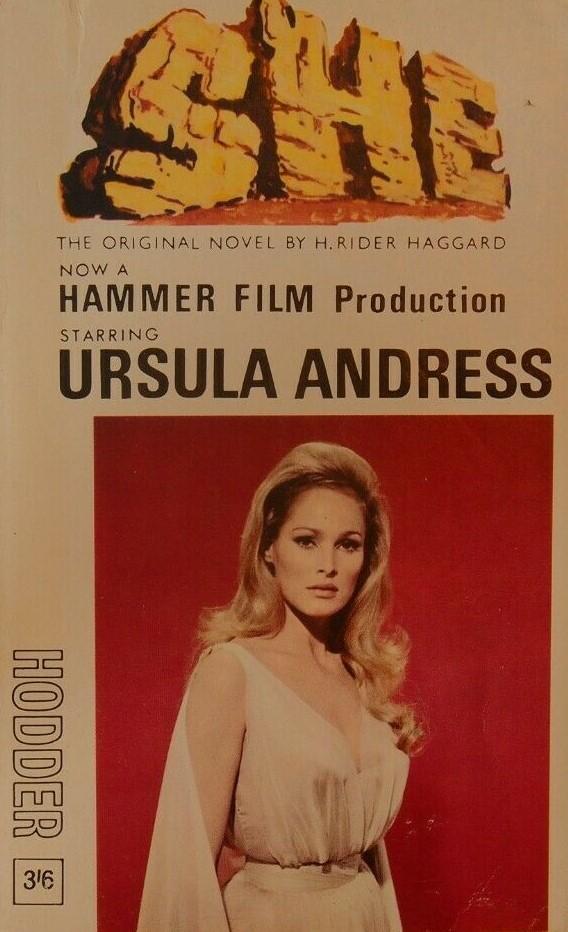 """Book Into Film – """"She"""" (1965)"""