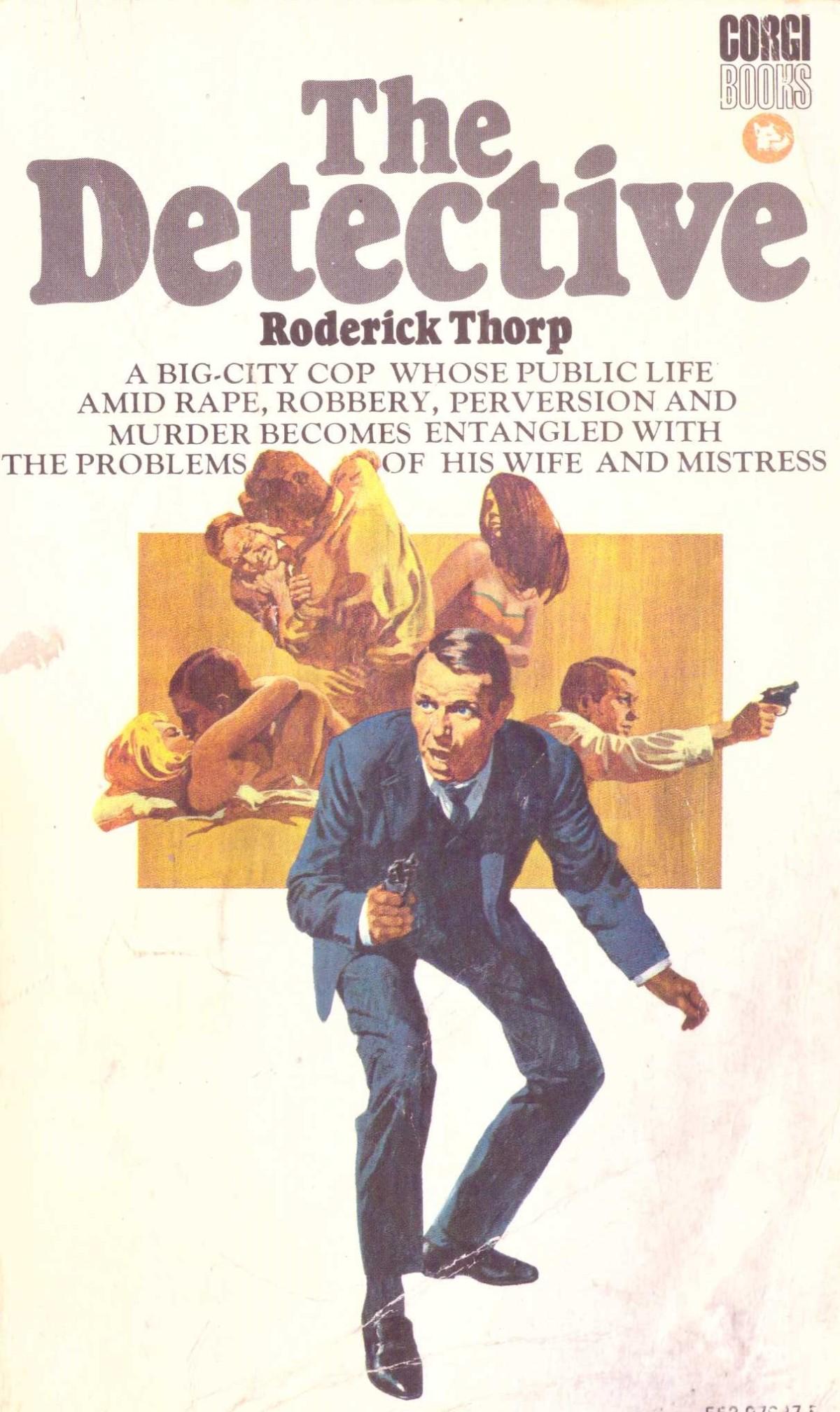 "Book into Film – ""The Detective"" (1968)"