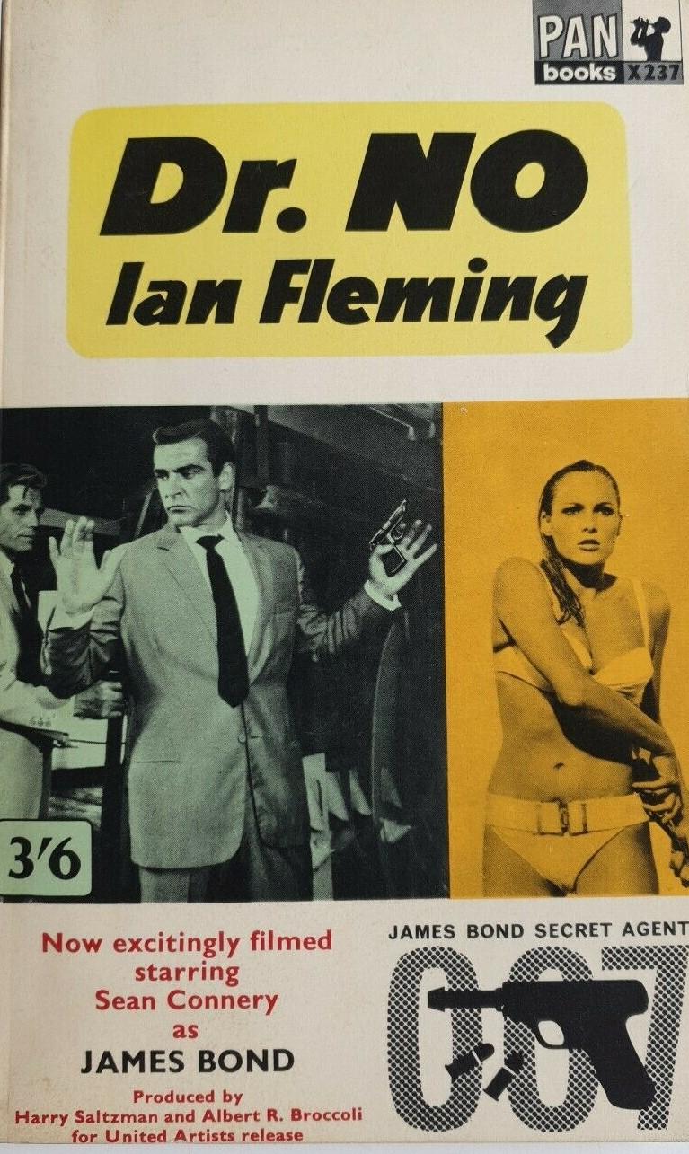 """Book into Film – """"Dr No""""(1962)"""