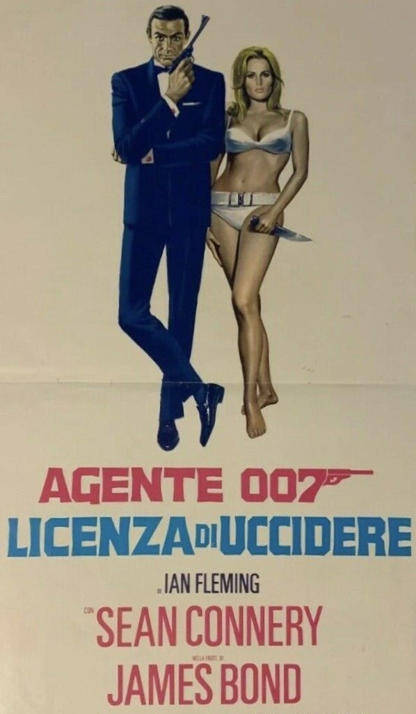 """The Bond They Couldn't Sell – """"Dr No""""(1962)"""