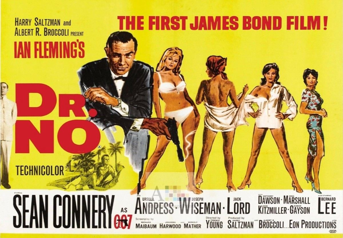 Dr No (1962)*****