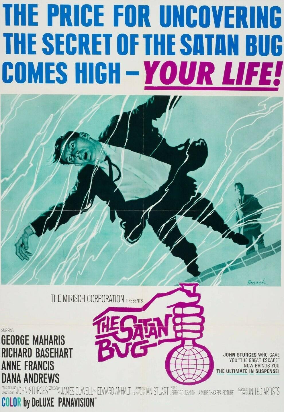 The Satan Bug (1965)***